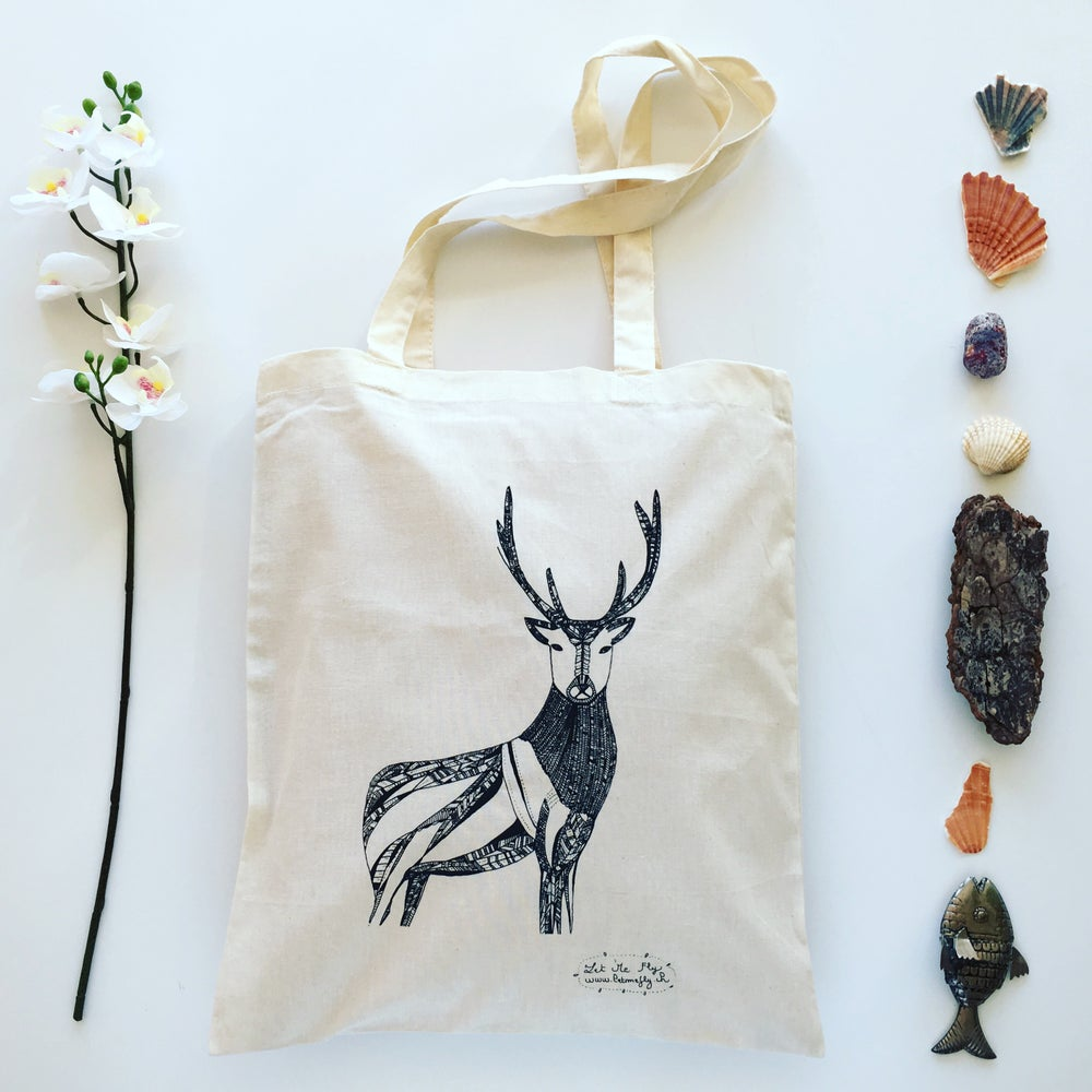 Image of Tote Bag *Deer*