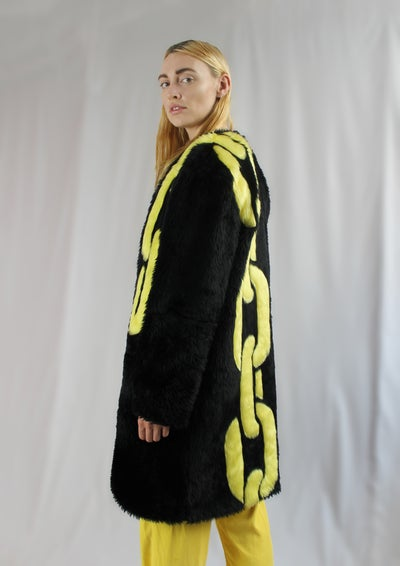 Image of BREAK FREE coat
