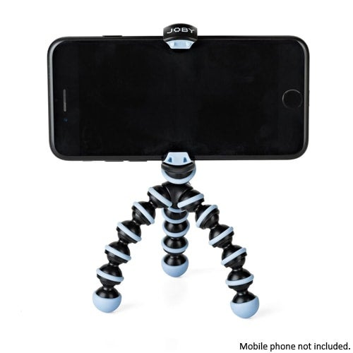 Image of UNIVERSAL TRIPOD FOR SMART PHONES - BLACK