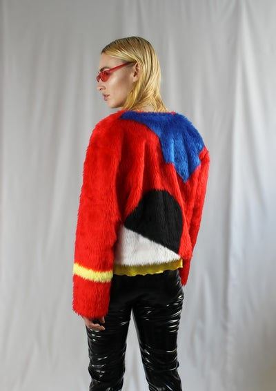 Image of ABSTRACT  jacket