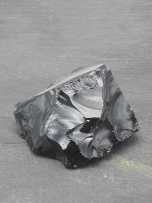 Image of BLACK OBSIDIAN Rough