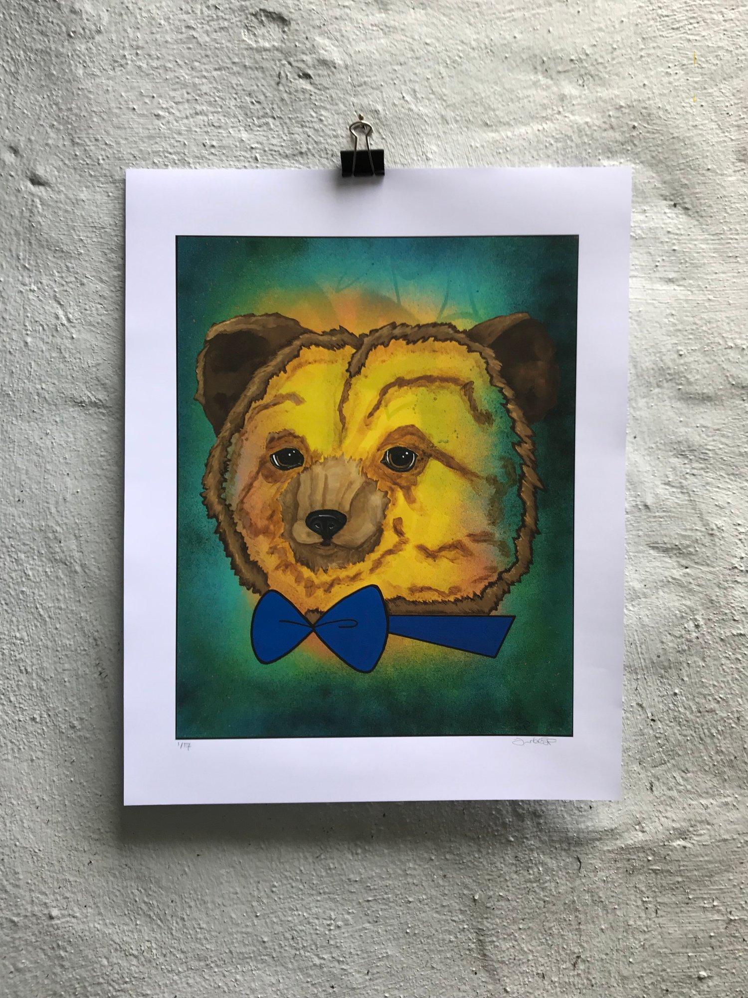 Image of @bear_2.1.5 BOO BOO print