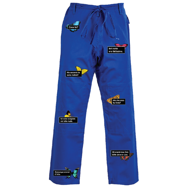 Image of Proemotional II Judo Trousers