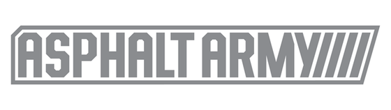 Image of AA Military Style Logo - DECAL (Larger)