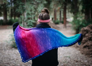 Image of Gradient Scarf