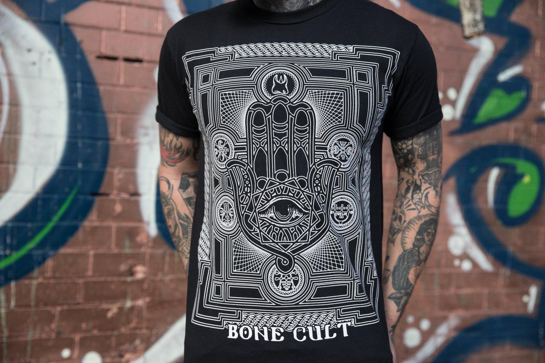 Image of 'Hamsa' T-Shirt