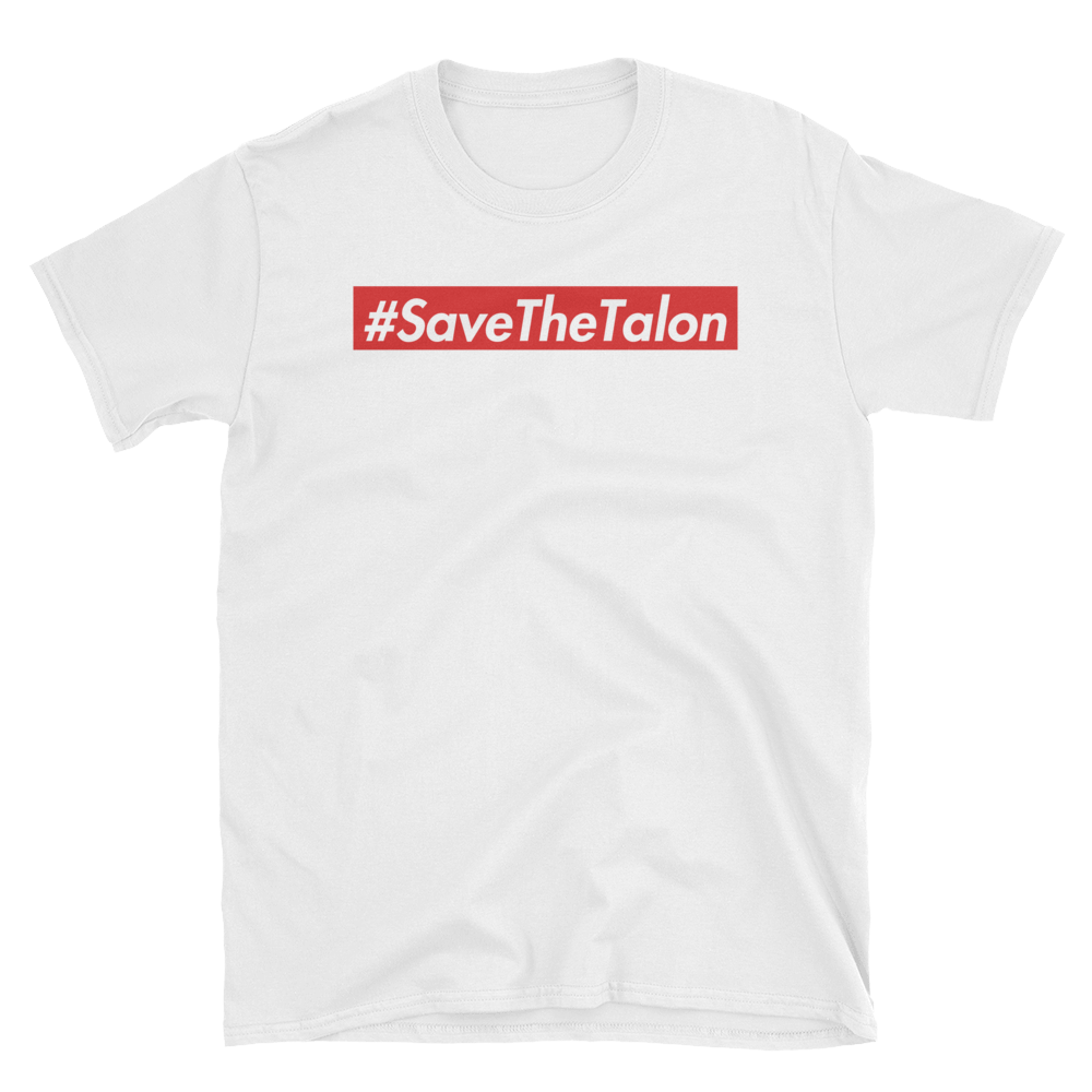 Image of #SaveTheTalon | RED/WHITE