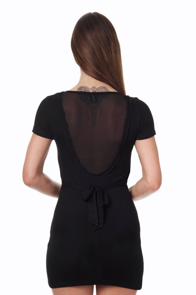 Image of Dark Thoughts Dress