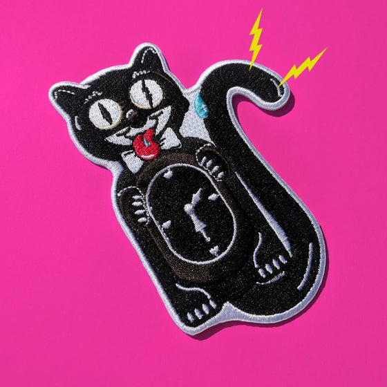 Image of Kitty Cat Rock Patch