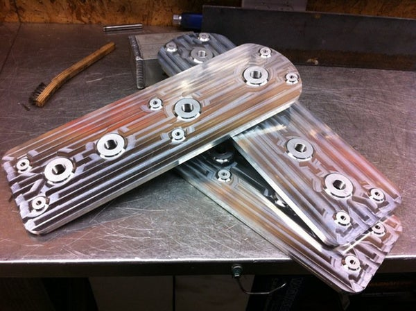 Image of DIY Gutted Plenum Top Plate Kit