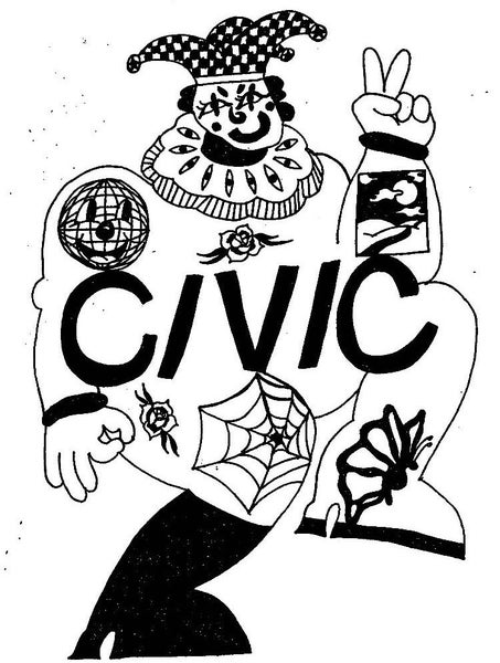 Image of CIVIC T-SHIRT