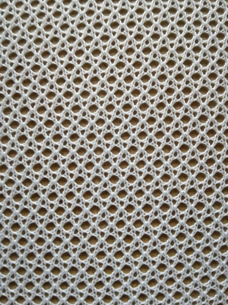Image of Firm mesh, TF 111, White, 110cm wide, small hole mesh