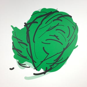 Image of Head of Cabbage (large)