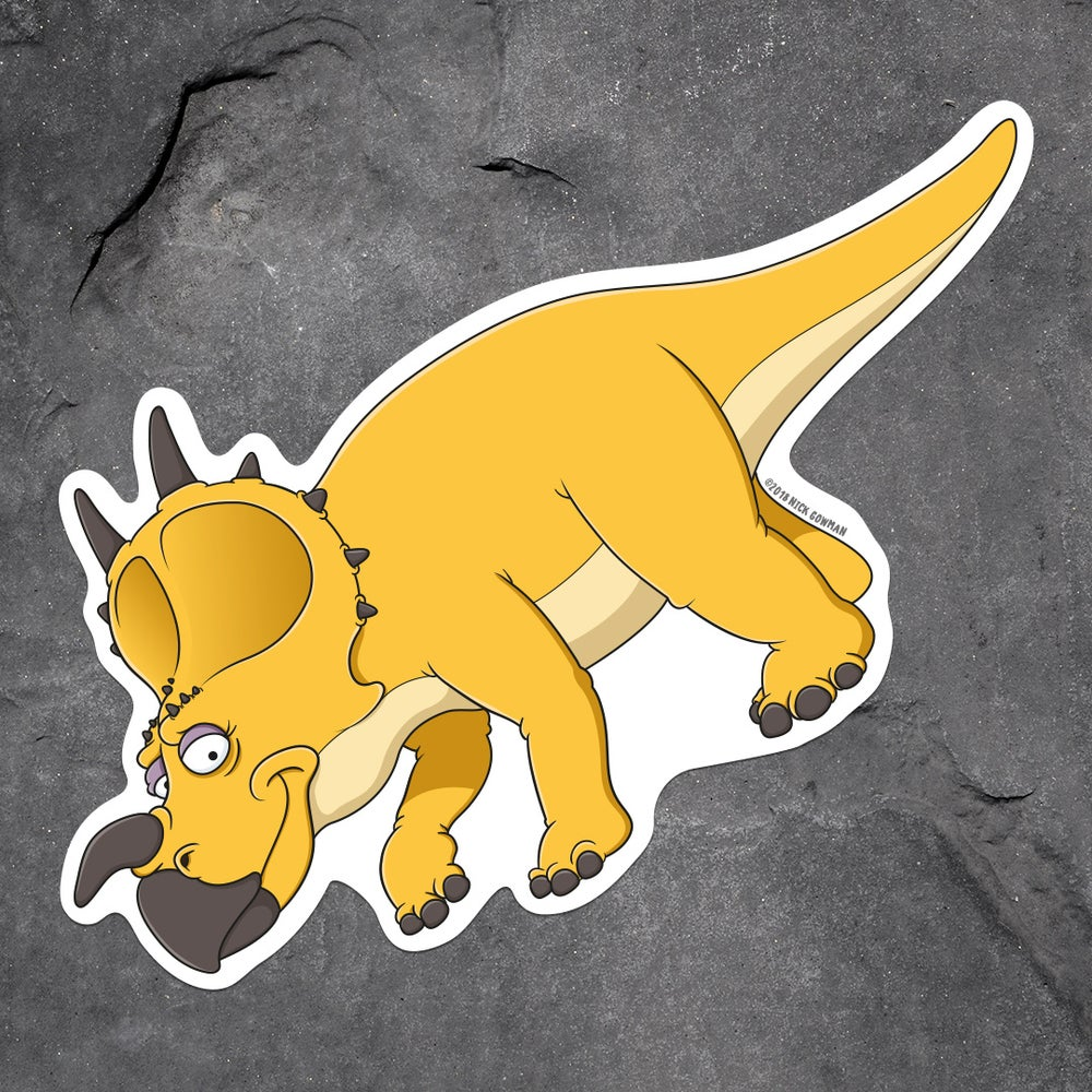 Image of Dinosaur Sticker Pack 3