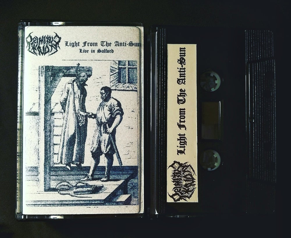 Image of Light From The Anti-Sun // Primitive Knot Live In Salford (tape)