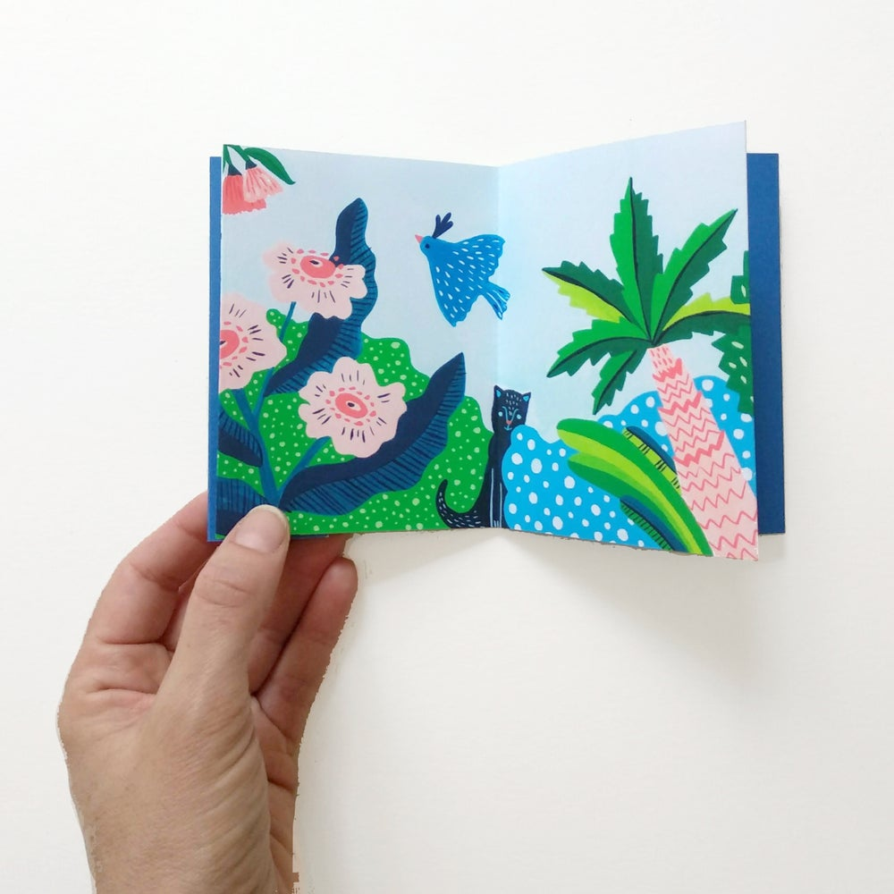Image of Magical Garden // Illustrated Zine