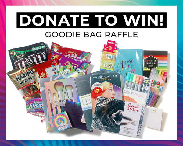 Image of Donate to Win! - Goodie Bag Raffle