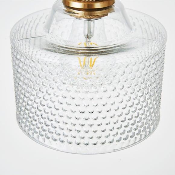 Image of Glass Shade pendant lamp - C