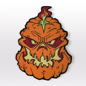 "Image of ""Shadow of the Zombie Pumpkins!"" Patch"