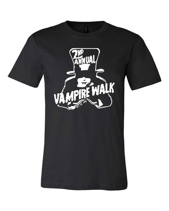 Image of 2nd Annual Tom Petty Memorial Vampire Walk Commemorative Tee Pre-Order