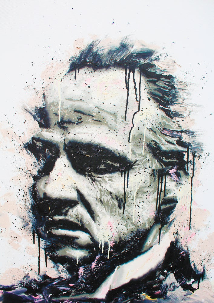 Image of GODFATHER (Limited Edition Prints)