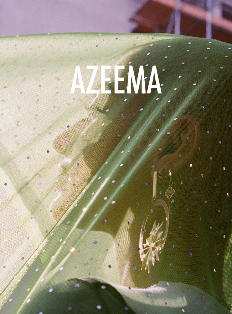 Image of PRE ORDER - AZEEMA Issue 3 (Limited Edition Cover)