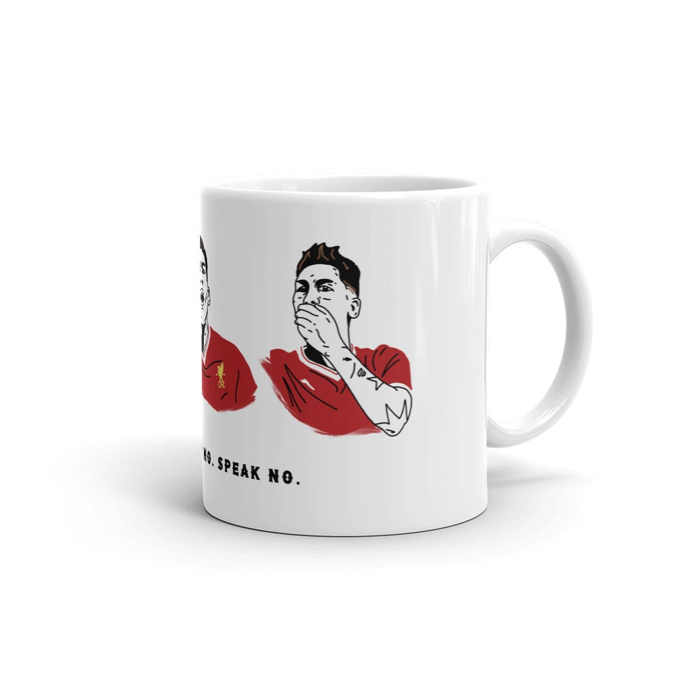 Image of 'Three Wise Bobbys' Mug
