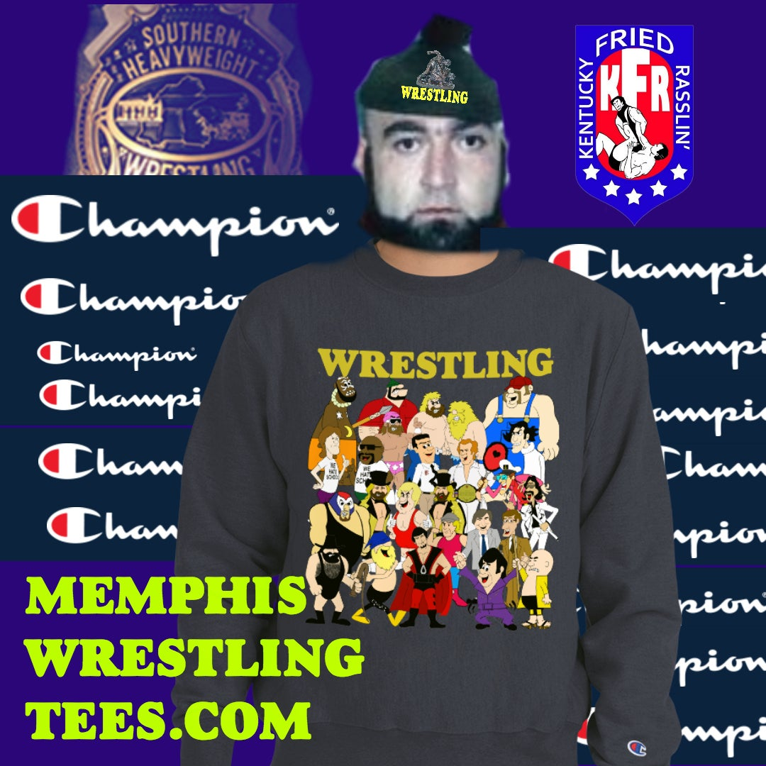 Image of Hannah Barbarian's Southern Champion Sweatshirt
