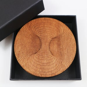 Image of 3D Hole Coasters
