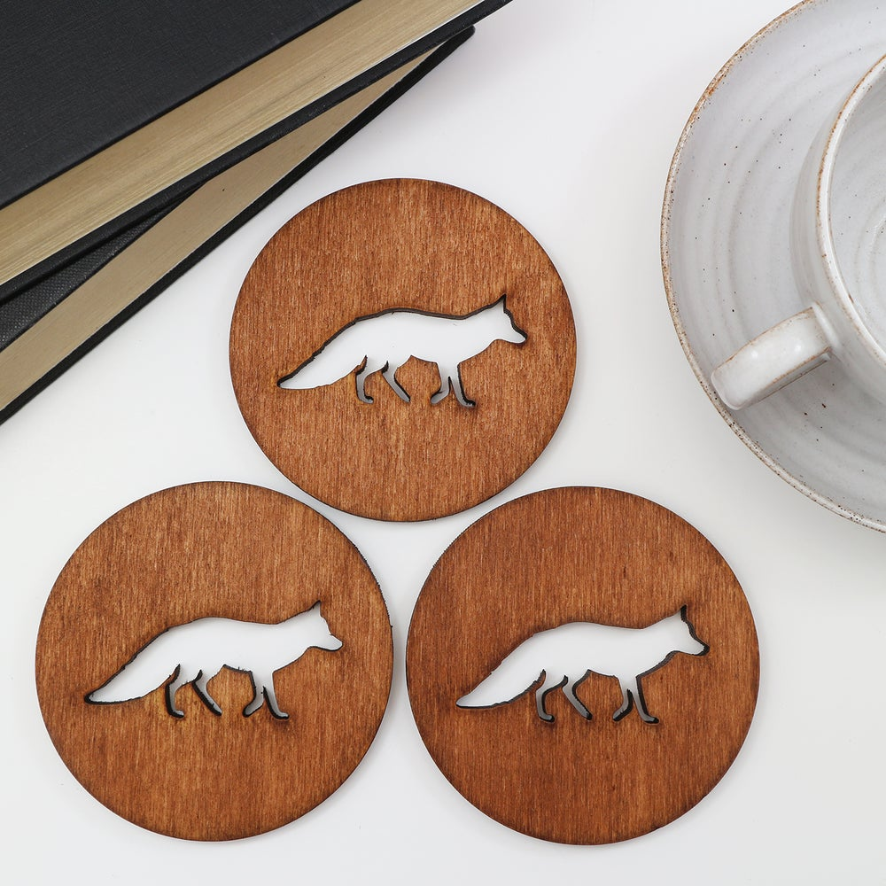 Image of Fox Coasters
