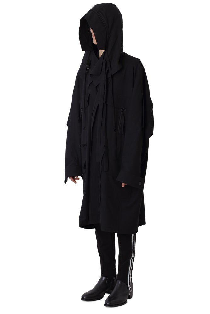 Image of NEWS! - Ora Coat - Black