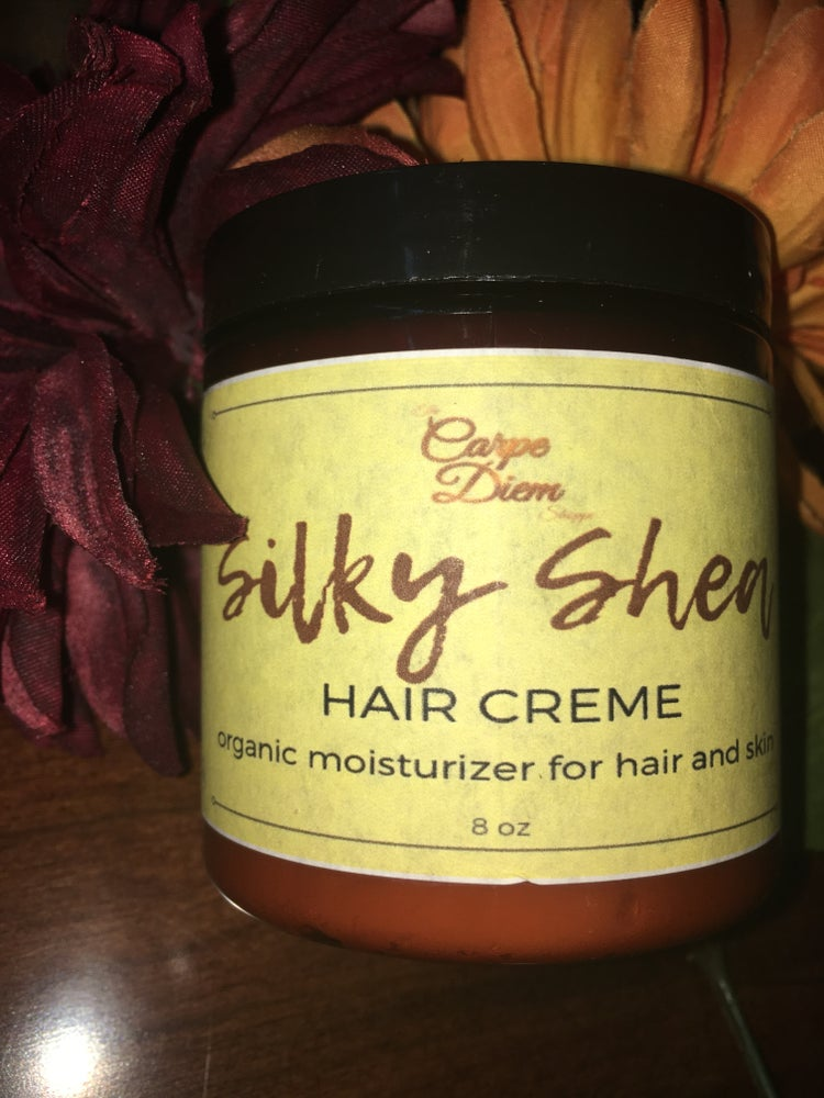 Image of Silky Shea Hair Creme