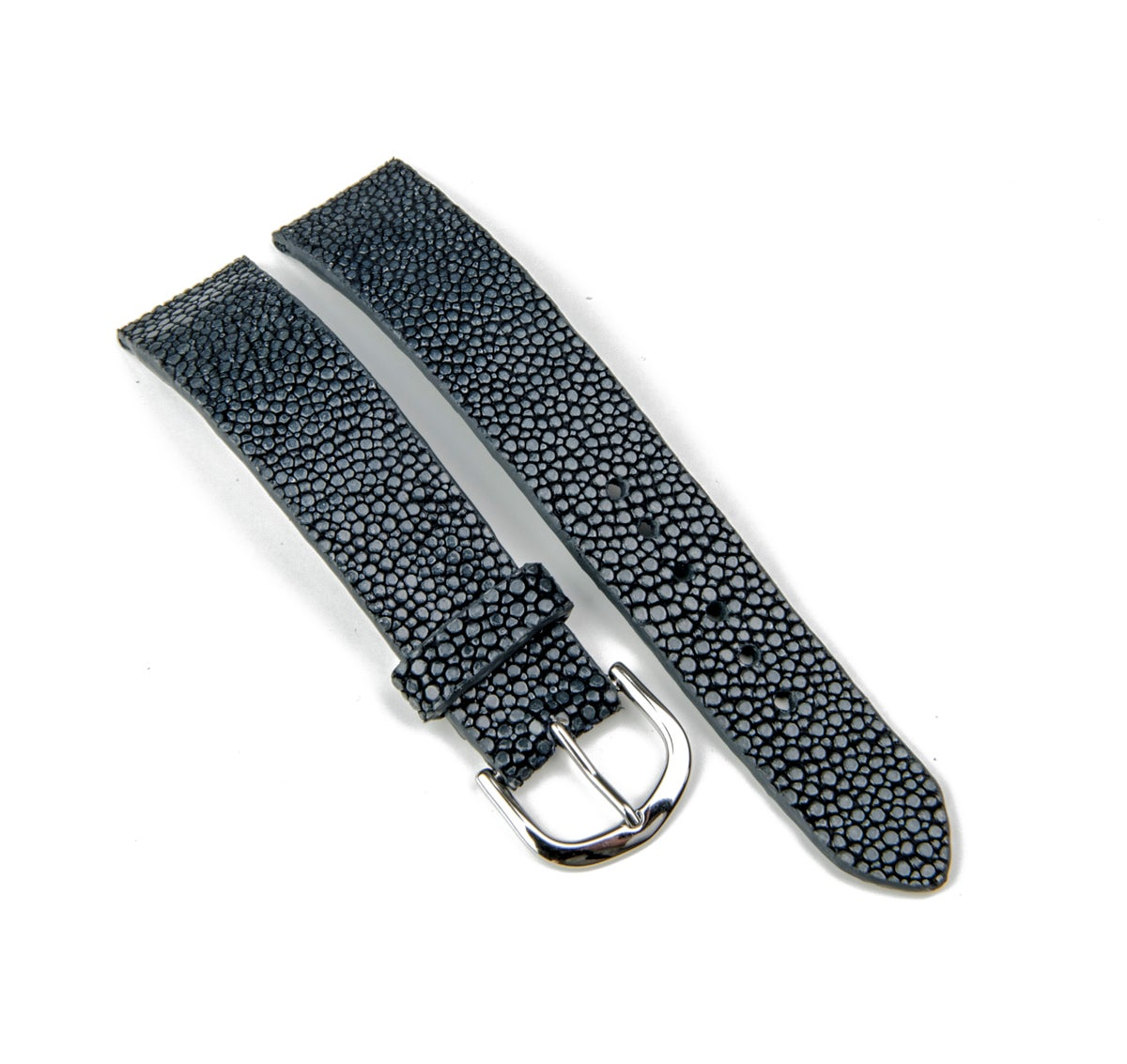 Image of Blue stingray classic strap