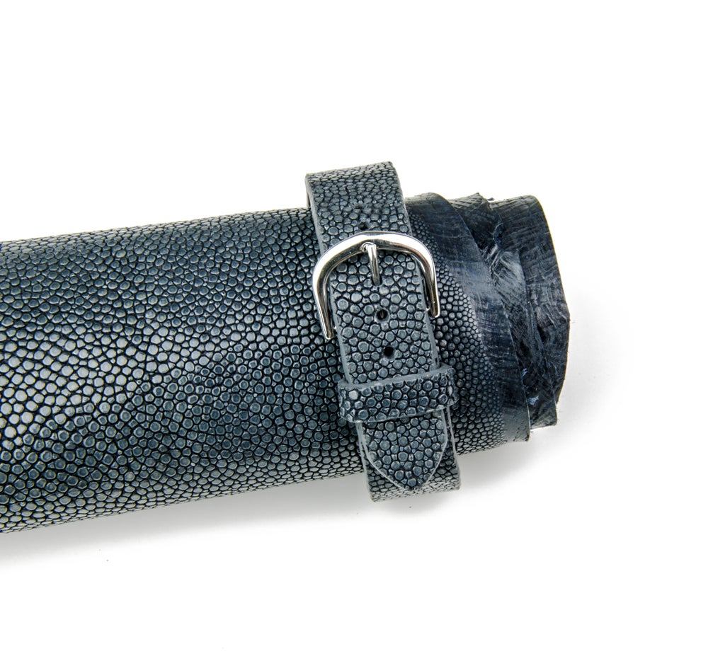Image of Blue stingray classic strap