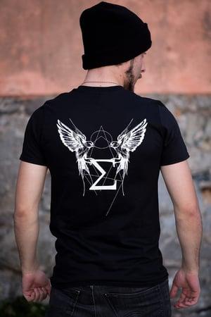 Image of T Shirt Trancendence Nera