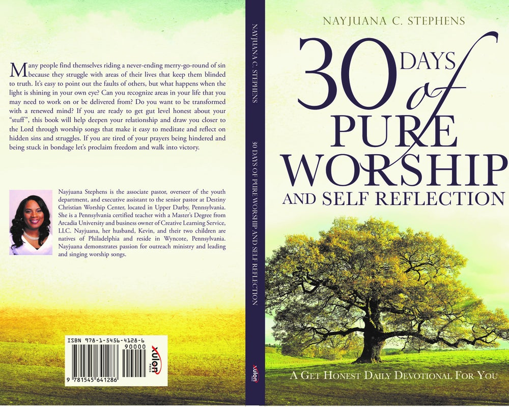 Image of 30 Days of Pure Worship