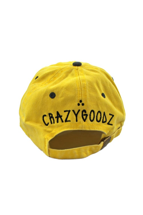 Image of L.I.C Yellow Dad hat