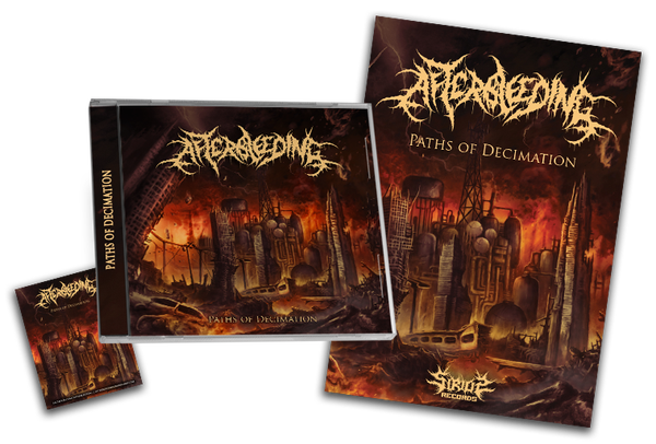 "Image of Afterbleeding - ""Paths of Decimation"" PACK"