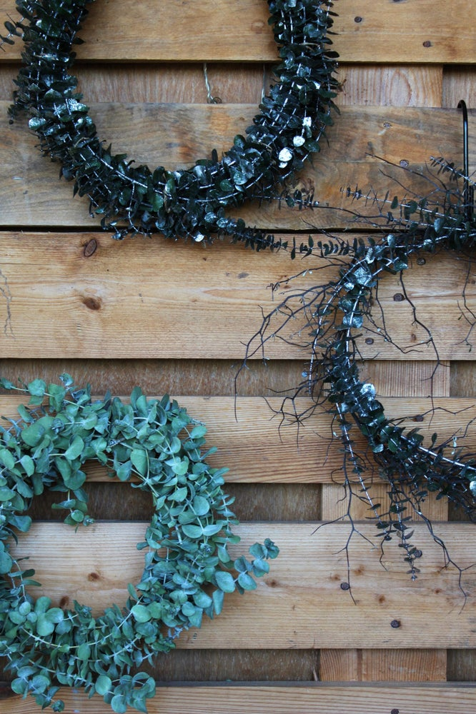 Image of Christmas wreath making with Kerstin Thurs 22nd Nov Mon 26th Nov 6.30-8.30pm