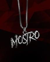 MOSTRO - CIONDOLO (NICHEL VERSION) - HONIRO STORE