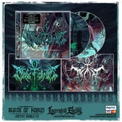 Image of BLADE OF HORUS - Obliteration - Limited DOUBLE CD