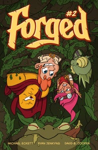 Image of Forged #2