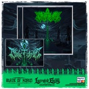 Image of BLADE OF HORUS - Obliteration CD - jewel case