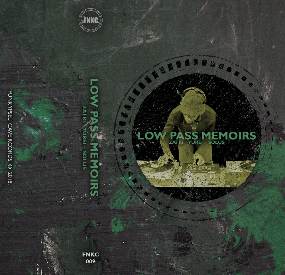 Zatri · Yurei · Solus - Low Pass Memoirs (Cassette)