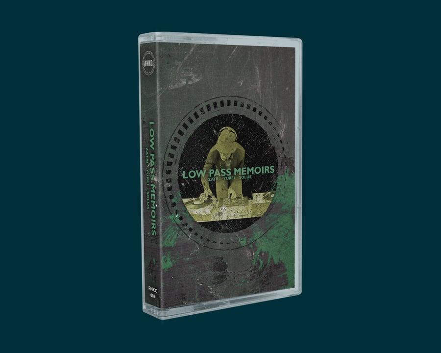 Image of Zatri · Yurei · Solus - Low Pass Memoirs (Cassette Pre-order)