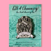 Image of Cult of Chauncey Member Pin