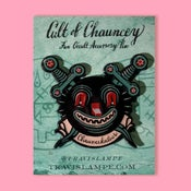 Image of Cult of Chauncey Chauncekateer Pin