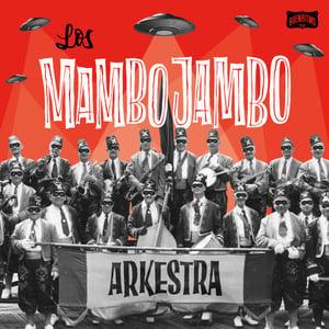 "Image of Los Mambo Jambo ""Los Mambo Jambo Arkestra"" LP vinilo color (Limitado a 200 unidades)"