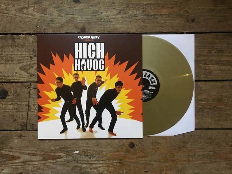 Image of Corduroy - High Havoc (Gold vinyl)