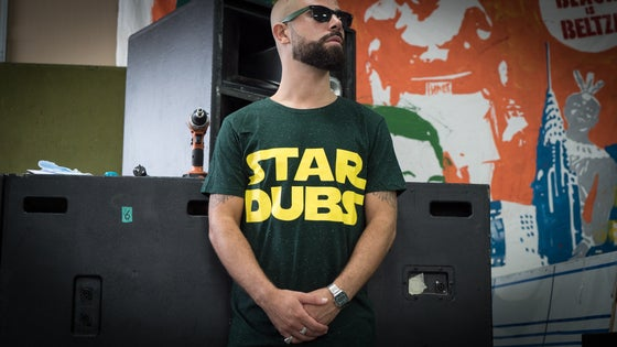 Image of STAR DUBS T-shirt